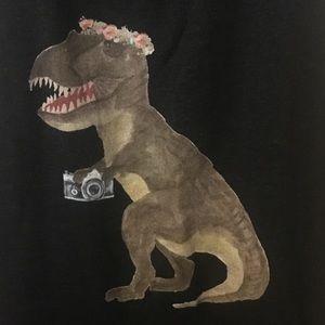 Dino photog tank